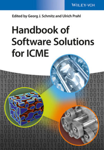 Handbook of Software Solutions for ICME - Coverbild