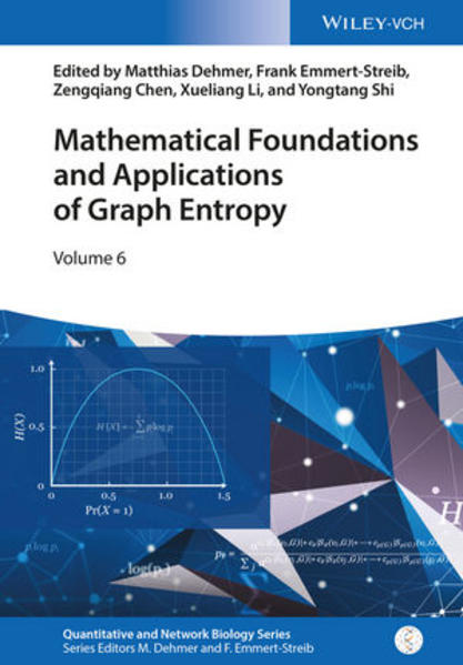 Mathematical Foundations and Applications of Graph Entropy - Coverbild