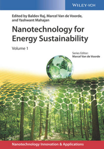 Nanotechnology for Energy Sustainability - Coverbild