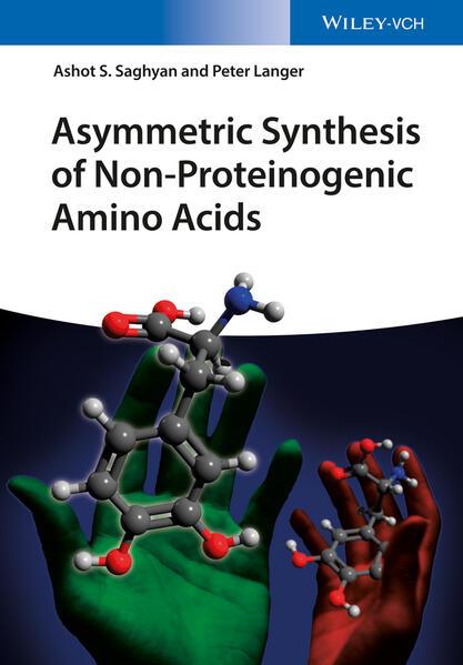 Asymmetric Synthesis of Non-Proteinogenic Amino Acids - Coverbild