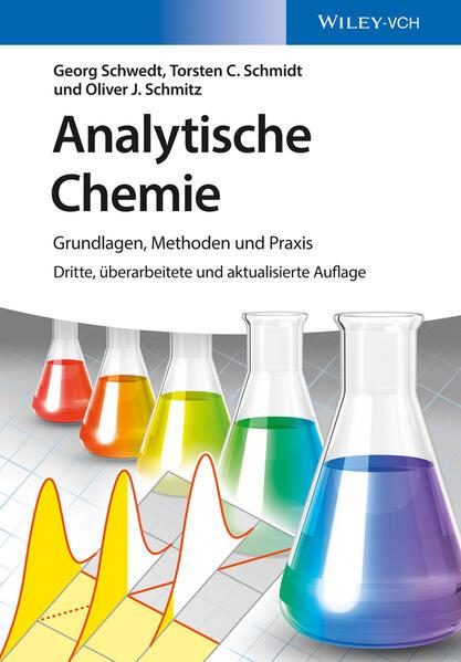 Analytische Chemie - Coverbild