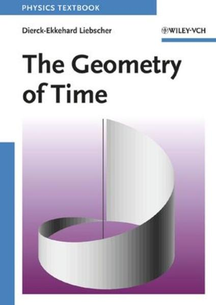 The Geometry of Time - Coverbild