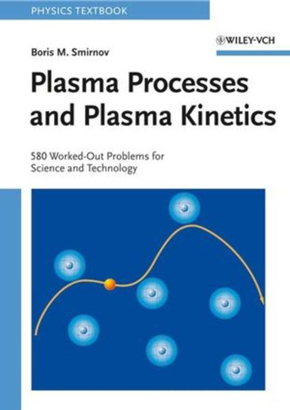 Plasma Processes and Plasma Kinetics - Coverbild