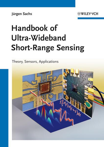 Handbook of Ultra-Wideband Short-Range Sensing - Coverbild