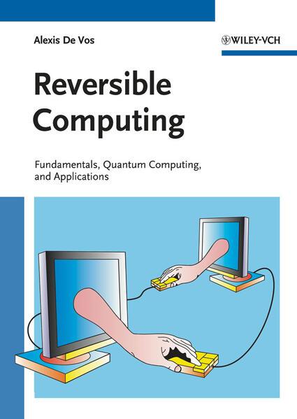 Reversible Computing - Coverbild