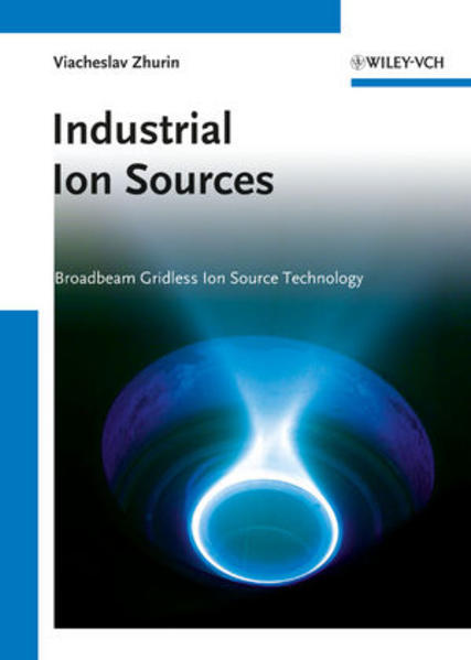 Industrial Ion Sources - Coverbild