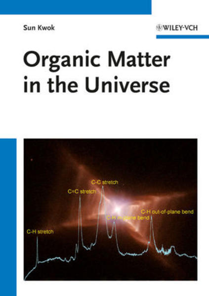 Organic Matter in the Universe - Coverbild