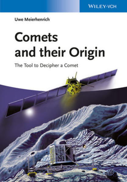 Comets And Their Origin - Coverbild