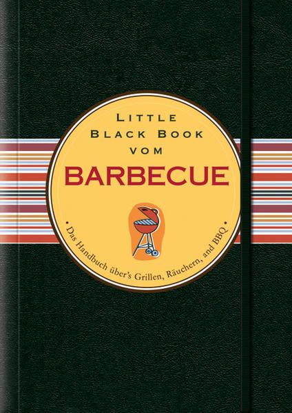 Little Black Book vom Barbecue - Coverbild