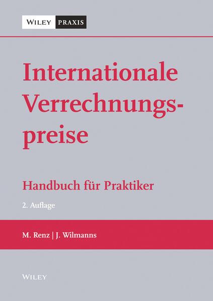 Internationale Verrechnungspreise - Coverbild