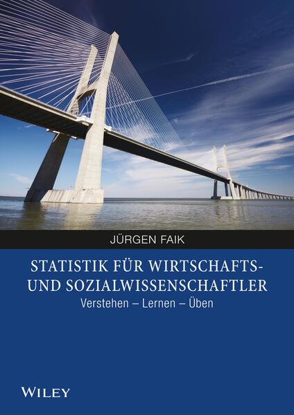 Statistik für Wirtschafts- und Sozialwissenschaftler - Coverbild