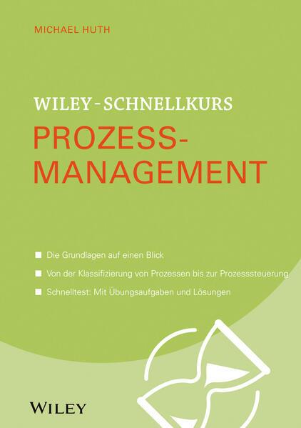 Wiley-Schnellkurs Prozessmanagement - Coverbild
