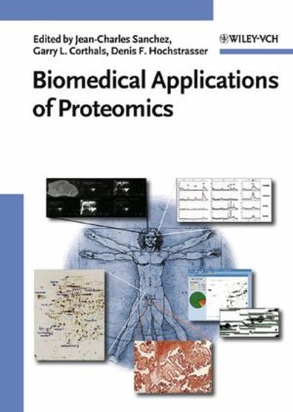 Biomedical Applications of Proteomics - Coverbild