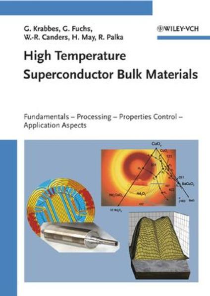 High Temperature Superconductor Bulk Materials - Coverbild