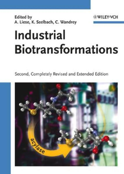 Industrial Biotransformations - Coverbild