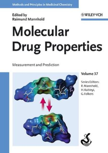 Molecular Drug Properties - Coverbild