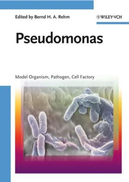 Pseudomonas - Coverbild