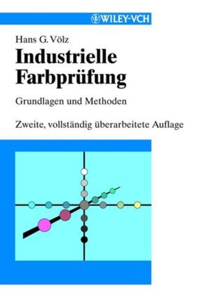 Industrielle Farbprüfung - Coverbild