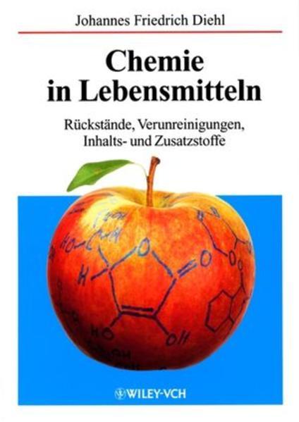 Chemie in Lebensmitteln - Coverbild