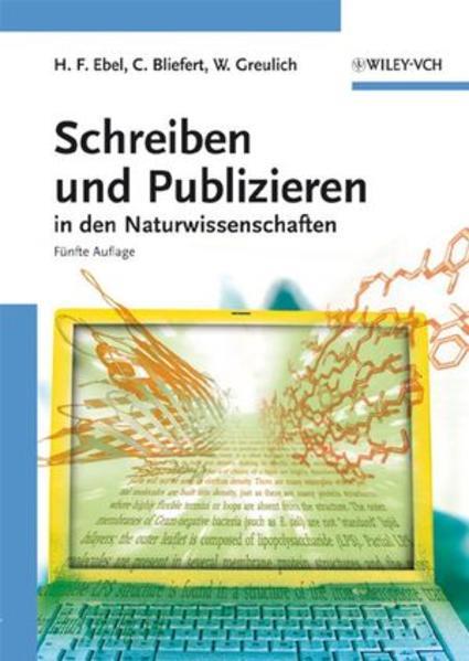 Schreiben und Publizieren in den Naturwissenschaften - Coverbild