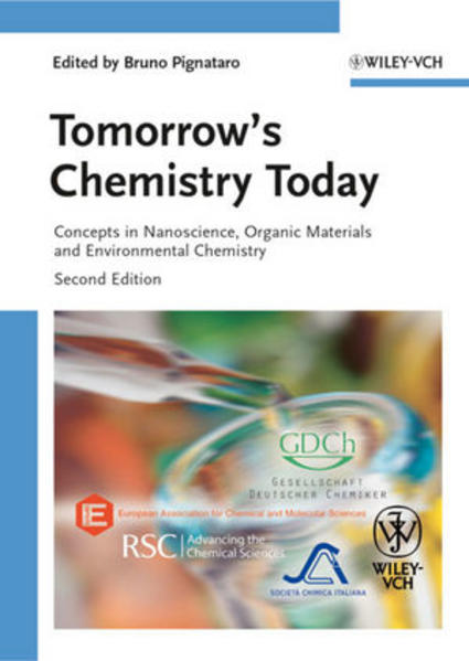 Tomorrow's Chemistry Today - Coverbild
