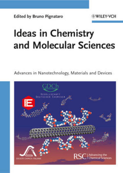 Ideas in Chemistry and Molecular Sciences - Coverbild