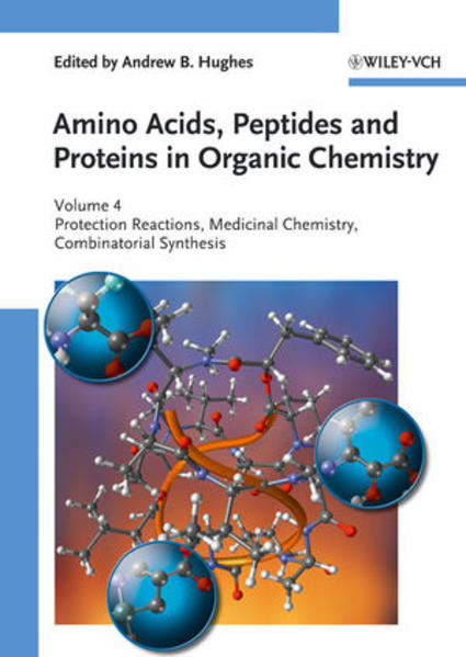 Amino Acids, Peptides and Proteins in Organic Chemistry - Coverbild
