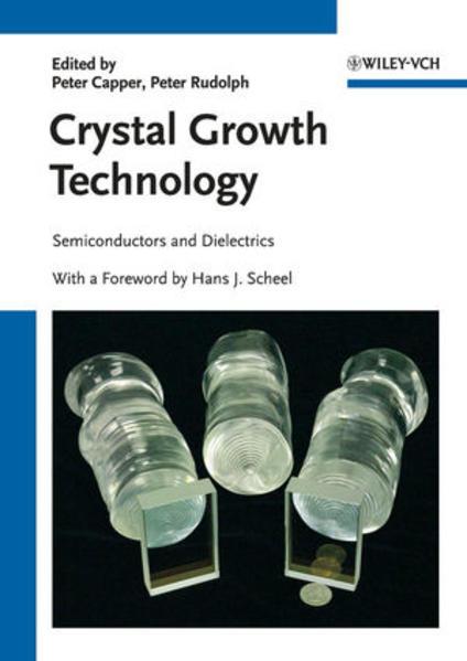 Crystal Growth Technology - Coverbild