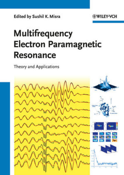 Multifrequency Electron Paramagnetic Resonance - Coverbild
