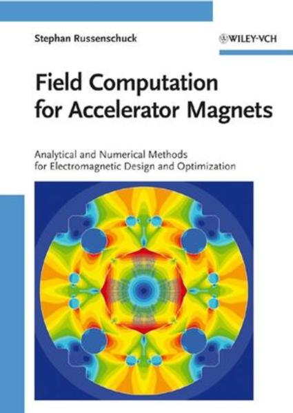 Field Computation for Accelerator Magnets - Coverbild