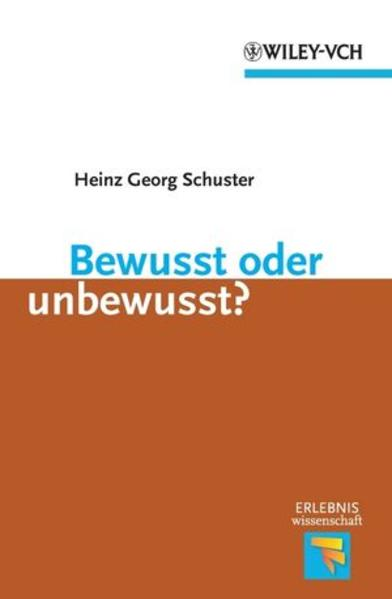Bewusst oder unbewusst? - Coverbild