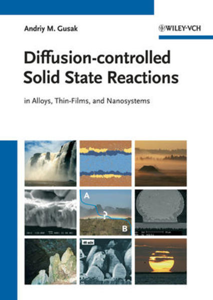 Diffusion-controlled Solid State Reactions - Coverbild