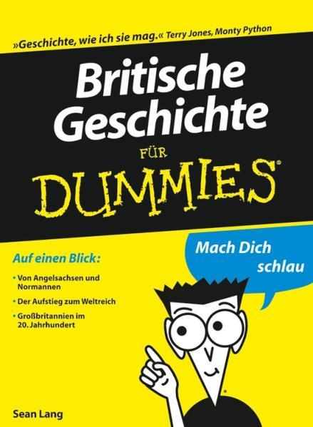 Britische Geschichte für Dummies - Coverbild