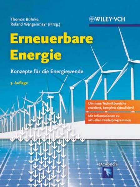 Erneuerbare Energie - Coverbild