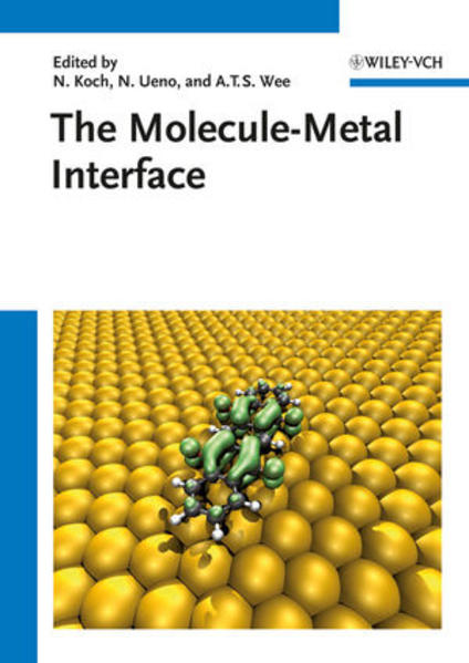 The Molecule-Metal Interface - Coverbild