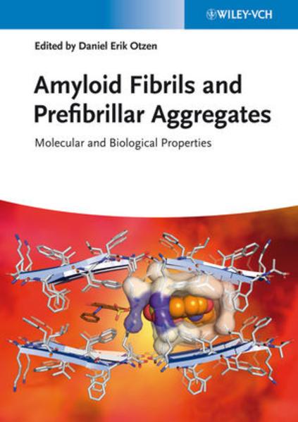 Amyloid Fibrils and Prefibrillar Aggregates - Coverbild