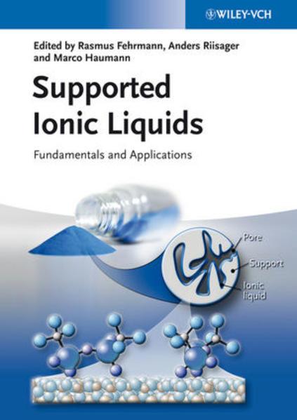 Supported Ionic Liquids - Coverbild