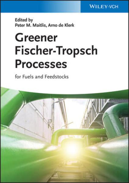 Greener Fischer-Tropsch Processes - Coverbild