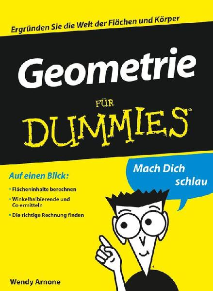 Geometrie für Dummies - Coverbild
