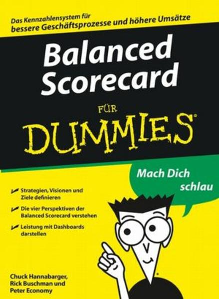 Balanced Scorecard für Dummies - Coverbild