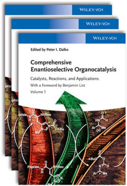 Comprehensive Enantioselective Organocatalysis - Coverbild
