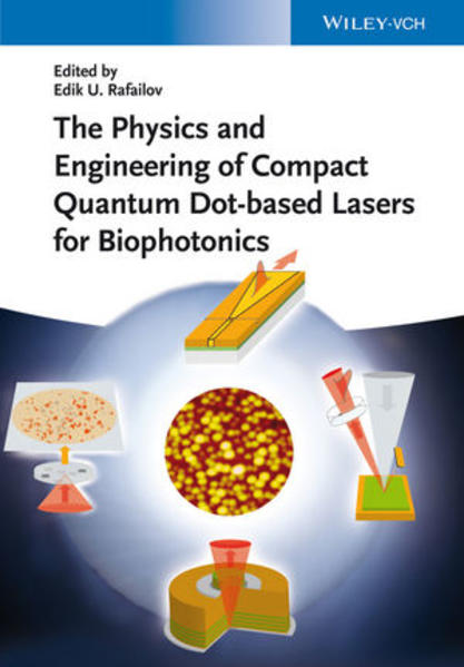 Compact Quantum Dot-based Ultrafast Lasers - Coverbild