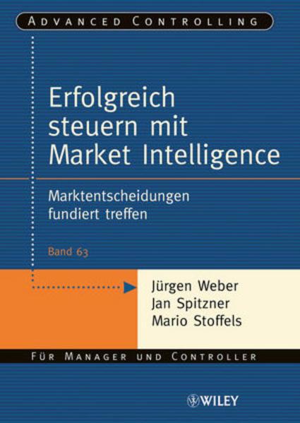 Erfolgreich steuern mit Market Intelligence - Coverbild