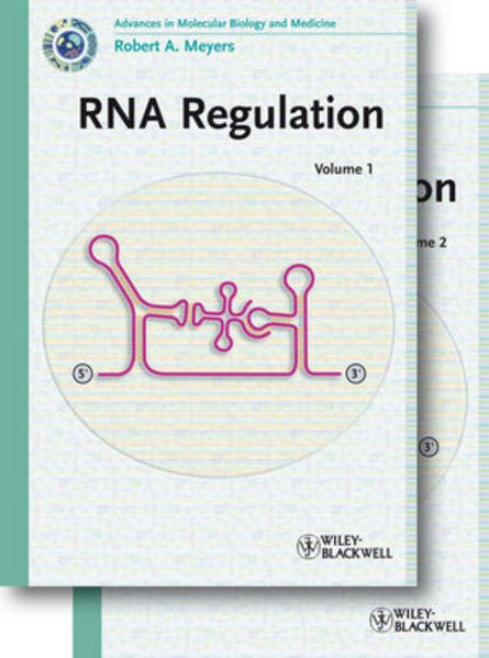 RNA Regulation - Coverbild