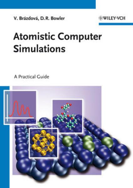 Atomistic Computer Simulations - Coverbild