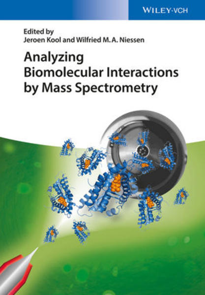 Analyzing Biomolecular Interactions by Mass Spectrometry - Coverbild