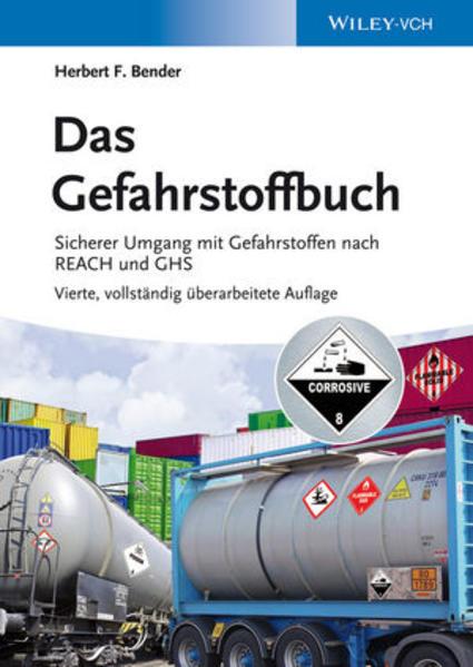 Das Gefahrstoffbuch - Coverbild
