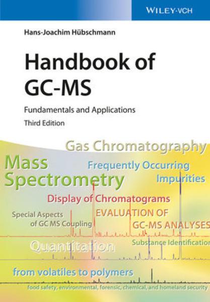 Handbook of GC/MS - Coverbild