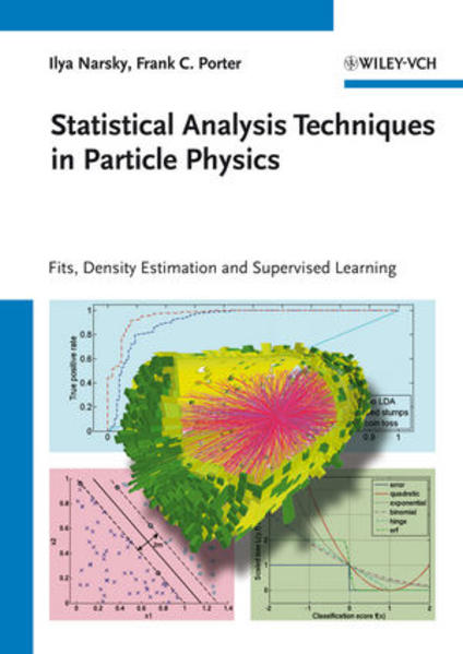 Statistical Analysis Techniques in Particle Physics - Coverbild