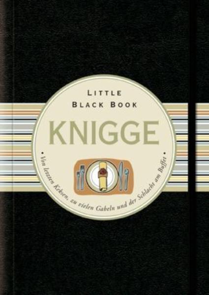 Das Little Black Book Knigge - Coverbild